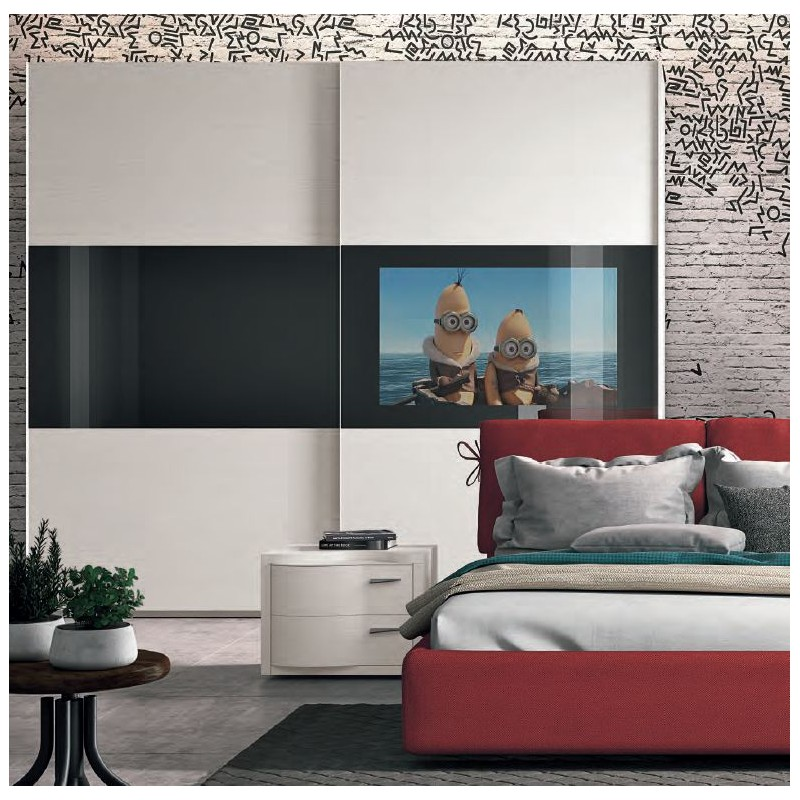 Armadi Con Tv Incorporata Prezzi. Great Fabulous Armadio Con ...